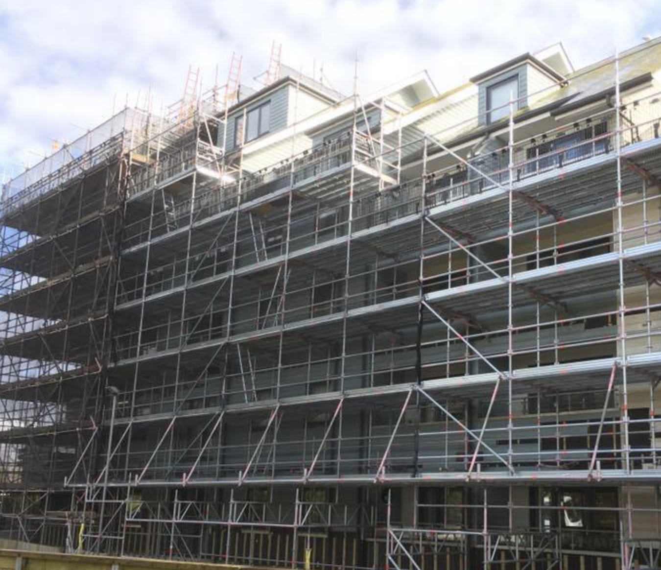 Commercial Scaffolding Dorset - ADK Scaffolding Ltd