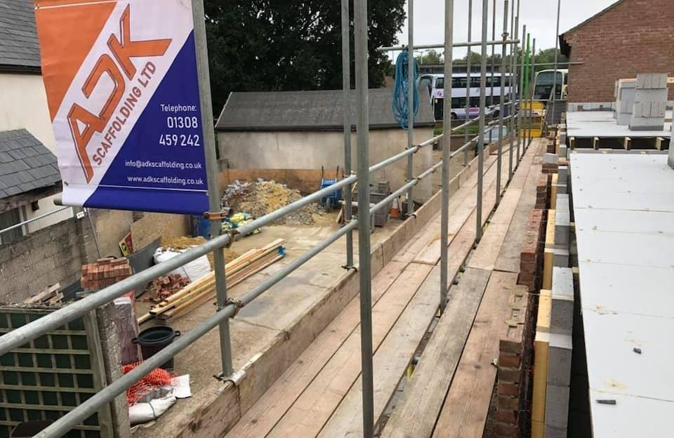 Access Scaffolding Contractors Dorset - ADK Scaffolding Ltd