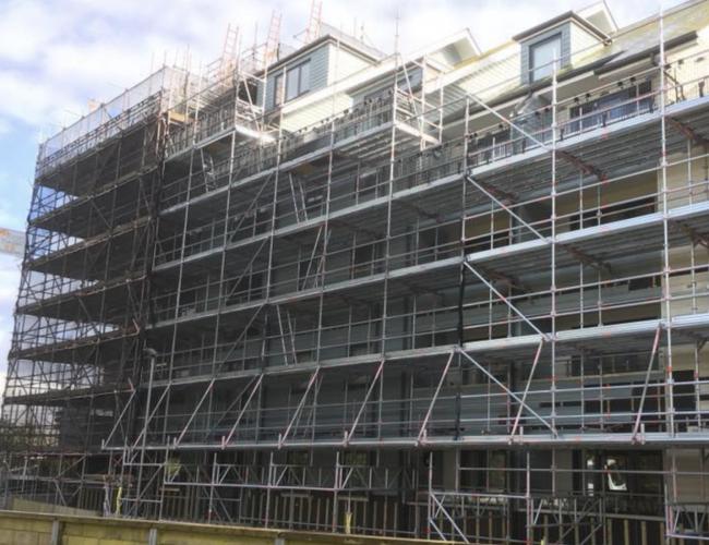Scaffolding Services Dorset - Bridport - ADK Scaffolding Ltd