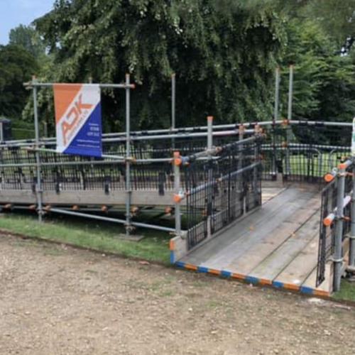Handrail Systems - ADK Scaffolding Ltd